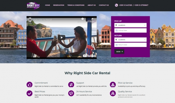 Right Side Car Rental